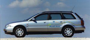 Audi Duo III 1997,
