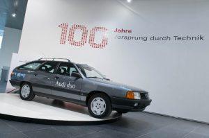 Audi Duo II 1992