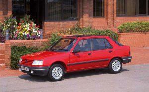 Peugeot 309 SR Hatchback 1993 (1985-1993)