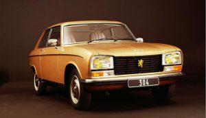 Peugeot 304 1979 saloon (1969-1979)