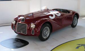 Ferrari 125 S 1947 de carreras