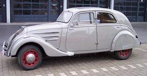 Peugeot 301 D 1935 Limousine