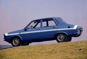 Renault 12 Gordini de 125 CV