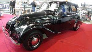 Peugeot 302 1937 saloon (1936-1938)
