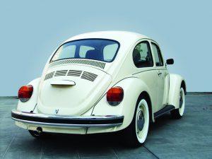 El último modelo del Beetle clásico que se fabricó, fue en México