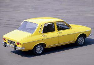 Renault 12 frances