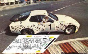 Porsche GTP Le Mans
